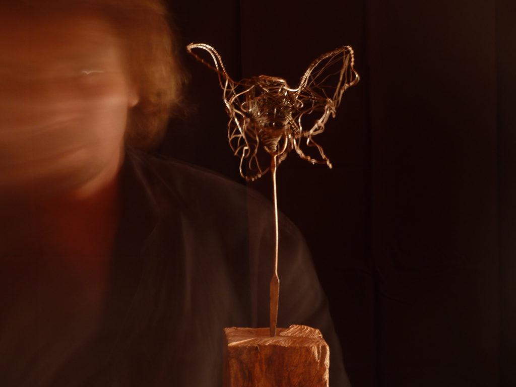 Christian Durante - Sculpture - Peinture - Dessin